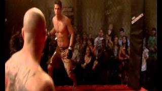 Never Back Down 2 - Final Fight (round 1)