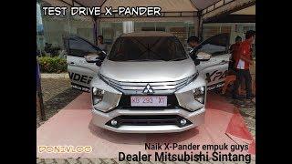 Mitsubishi Xpander (test drive), Dealer Mitsubishi Sintang