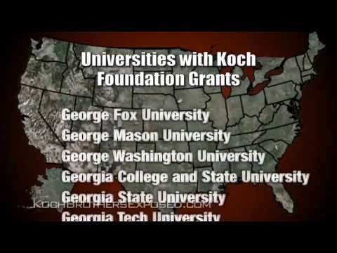 Koch Brothers Bought America's Universities, Now the Billionaires Want to Buy Our Free Press...
