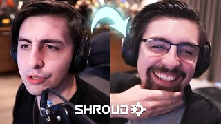 Shroud Talks About Why He Chose Twitch & His BEARD!