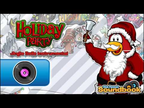 Club Penguin OST: Holiday Party - Jingle Bells Instrumental