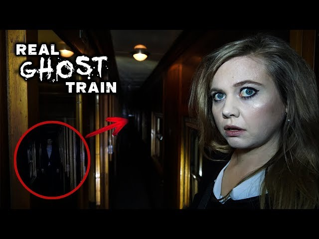 REAL GHOST TRAIN | Paranormal Investigation at the Haunted Railway Museum, Port Adelaide