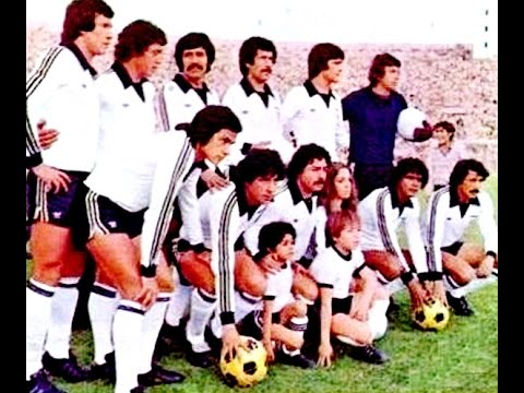 Colo Colo vs Argentinos Junior Amistoso 1980