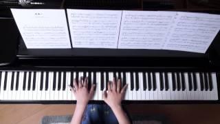 2016年3月20日 録画、 使用楽譜;キロロ/ピアノ・ソロインストゥルメン...