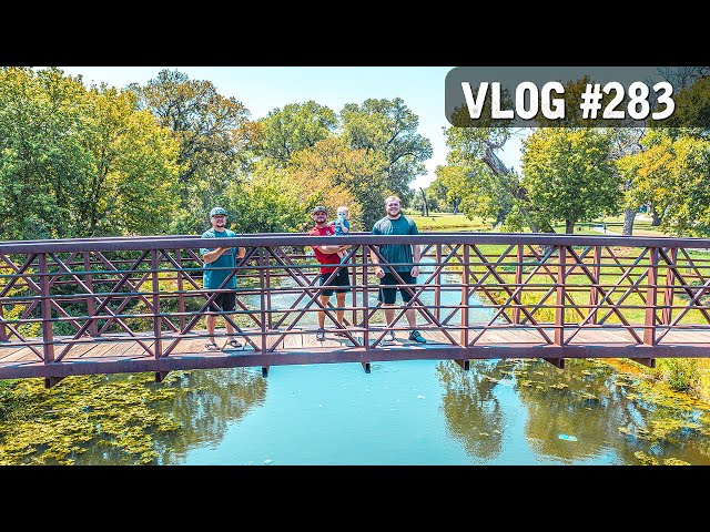 VLOG #283 / Picnic at the Park / August 22, 2020