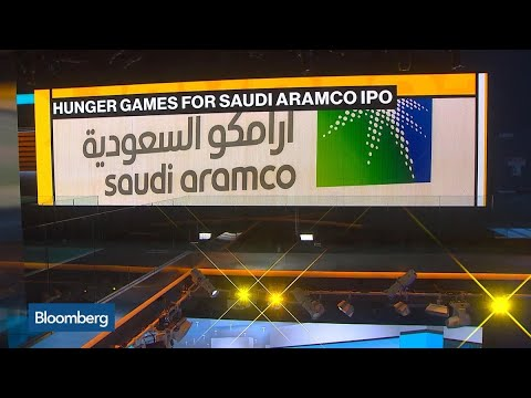 Saudi Aramco Holds Biggest IPO Prize for World's Top Banks