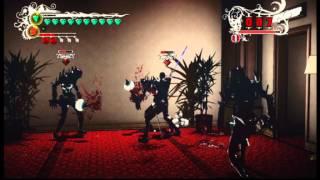 Killer is Dead PS3 Crazy Gameplay