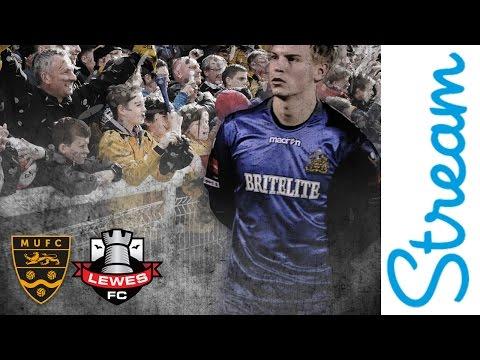 Academy: MUFC Ambers Vs Lewes (27/01/16)