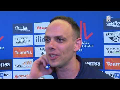 Assistent-bondscoach Eelco Beijl: 'Polder maakt vooral persoonlijk een grote ontwikkeling door'