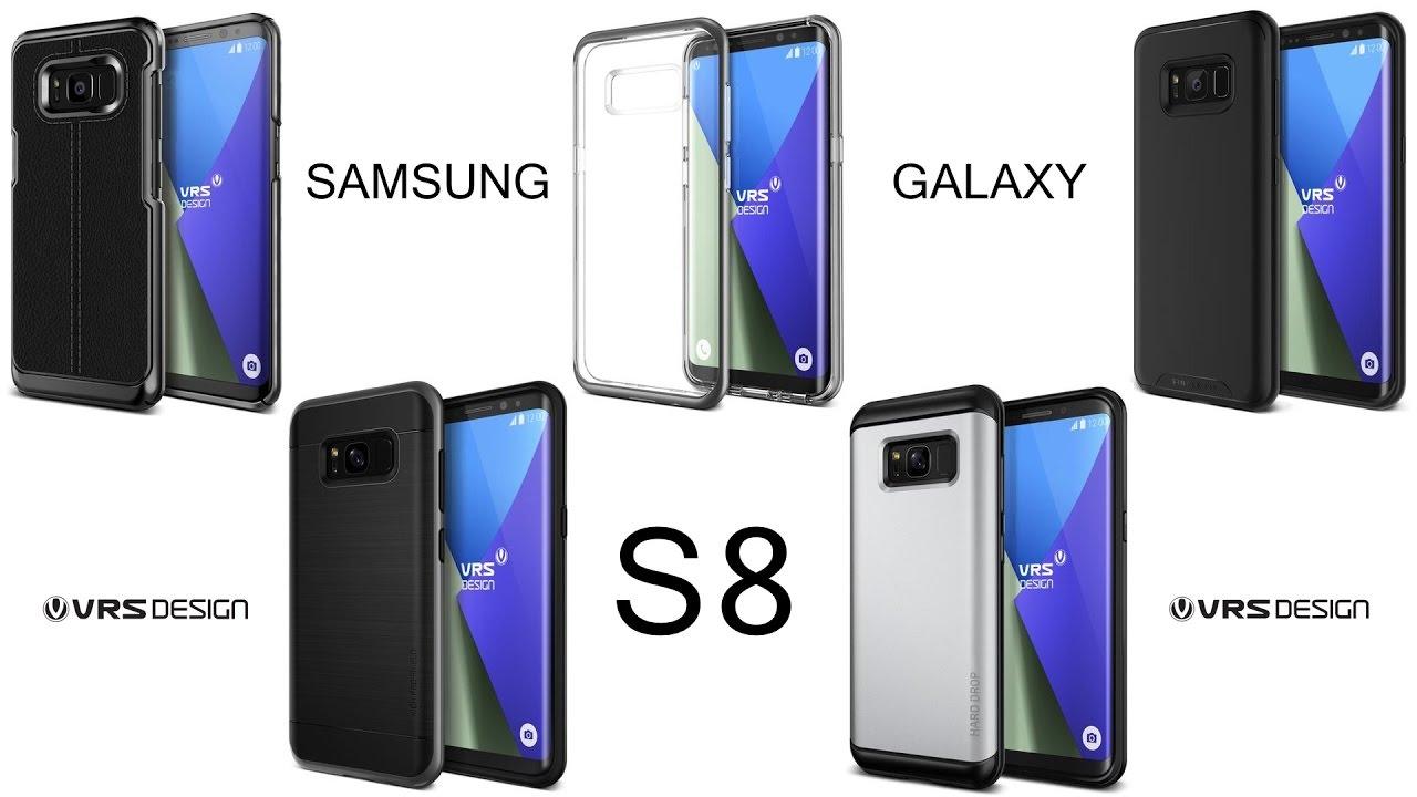 vrs samsung s8 case