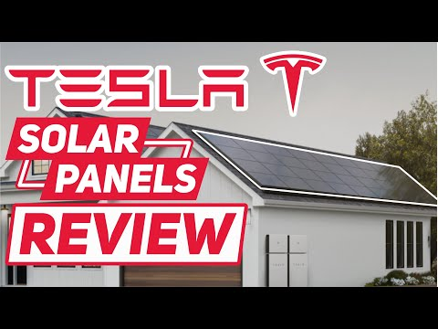 Tesla Solar Panels Review ✅ Are Telsa Solar Panels Worth The Money?