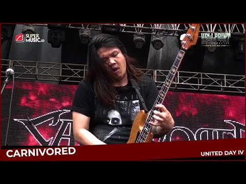 CARNIVORED ( Tanggerang ) Live at HELLPRINT UNITED DAY IV