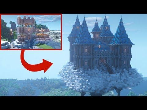 Transforming DanTDM's Minecraft Base