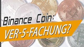 Steigt Binance Coin von 20 auf 100 Dollar?