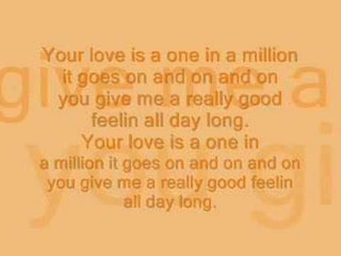 Aaliah  One in a million Lyrics