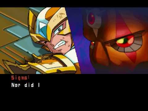 Megaman X6: Gate
