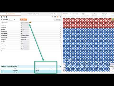TensorFlow 플랫폼에 추가된 What-If 툴 ~ 코드를 몰라도 모델 최적화가 가능!