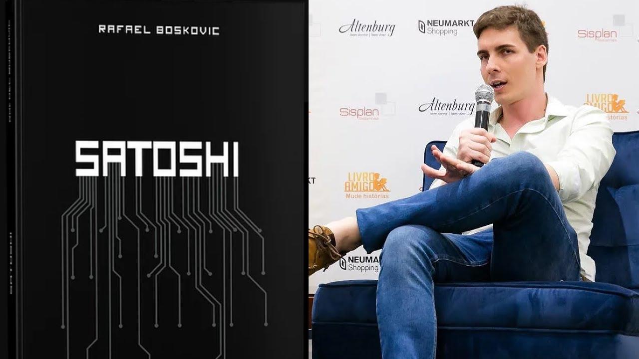 Esquenta Anarcablu - Rafael Boskovic - Satoshi
