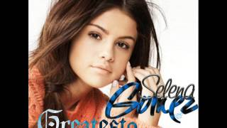 Selena Gomez Ft. Kerli - Ghost Of You & Scar Tissue - Greatest Hits Album