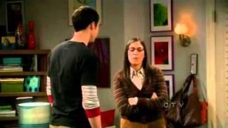 The Big Bang Theory - Sheldon Makes Up With Amy