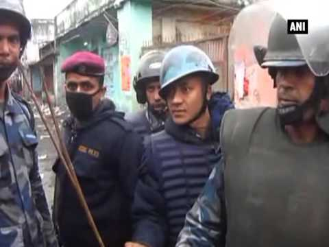 Three killed in fresh violence in Nepal