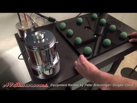 Gingko Audio Cloud Vibration Control Platform