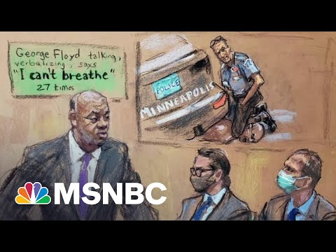 Floyd Family Lawyer On 'Bombshell' Testimony From 911 Dispatcher In Chauvin Trial | All In | MSNBC