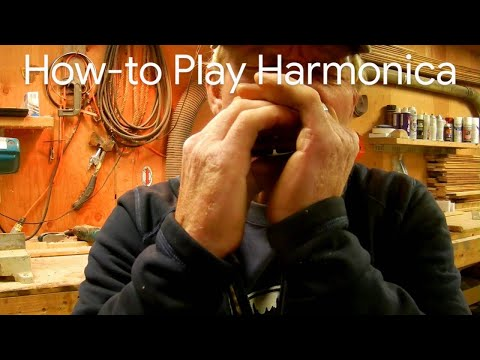 how to play the harp youtube