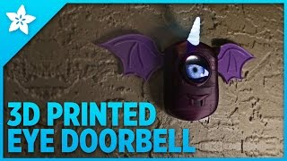 How to Make a 3D Printed Purple People Eater
