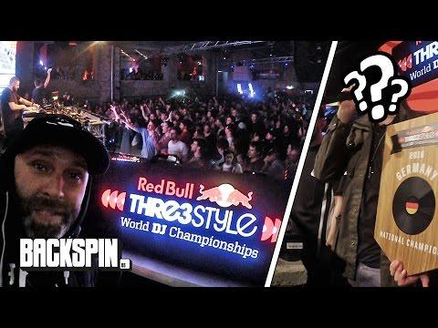 DJ Kultur Live und direkt: Niko unterwegs beim Red Bull Thre3style