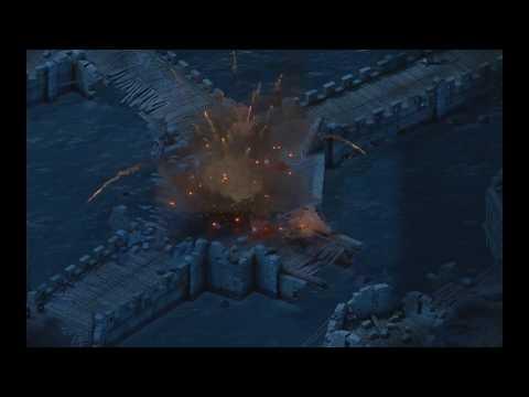 Pillars of Eternity II- Firing the Bombard- Hasongo |