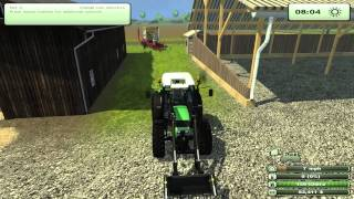 LP Farming Simulator 2013 #11 - Tractor Galore! (not really, just two more)