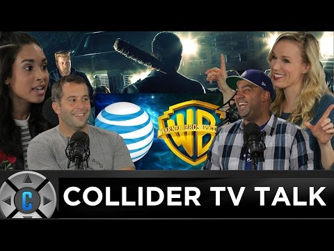 The Walking Dead Season 7 Premiere, AT&T Buys Time Warner - Collider TV Talk