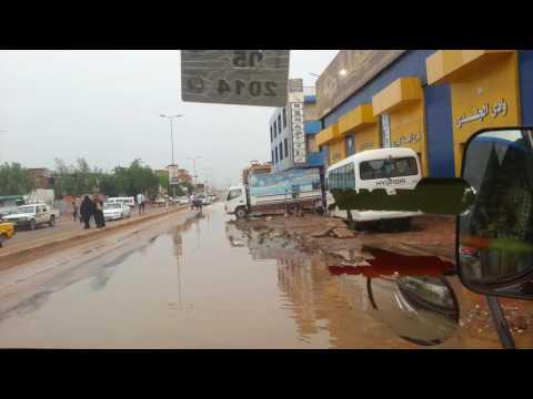 Khartoum in summer
