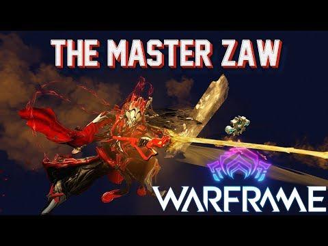 Warframe - The Master Zaw