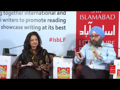ILF-2017:  Lost Heritage: The Sikh Legacy in Pakistan (15.4.2017)