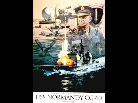USS NORMANDY CG 60 Staten Island NYC. Additional 4 min's of video.