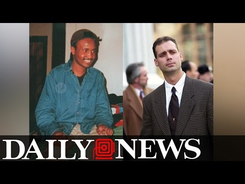 EXCLUSIVE  Promotion for NYPD Officer That Shot Amadou Diallo in 1999