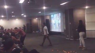ANZ Jakarta Indonesia | KOI MIL GAYA SRK song performance by | KOMI | NISH | COO Farewell event