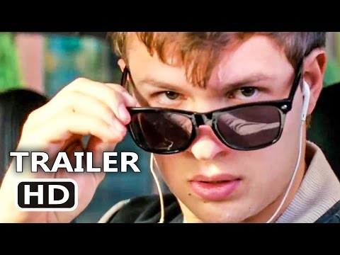 Thumbnail: BАBY DRІVЕR Official Trailer # 2 (2017) Ansel Elgort, Edgar Wright Action Movie HD