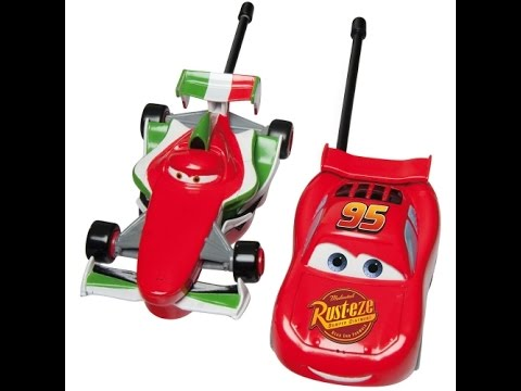 Disney pixar cars 2 walkie talkies juguetes infantiles - Juguetes disney cars ...