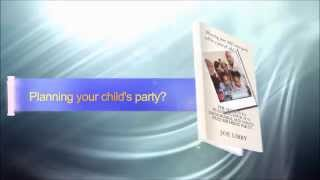 New Book Takes the Stress Out of Planning Your Next Birthday Party!