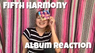 Fifth Harmony by Fifth Harmony Album Reaction