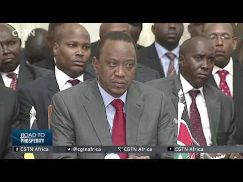 New railway line cements Kenya as a transport hub