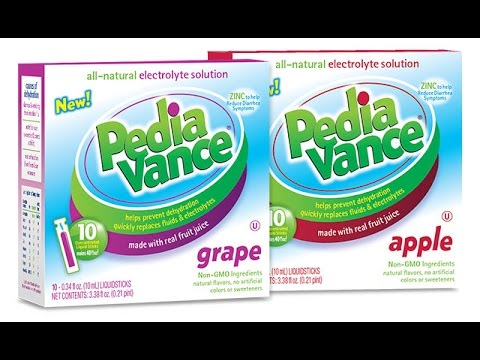 PediaVance® All-Natural Electrolyte Solution