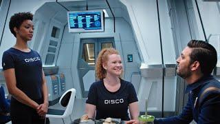 Star Trek: Discovery - Getting Acquainted