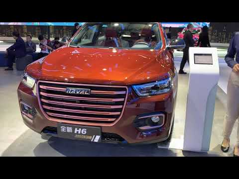 Haval H6 - SUV bán chạy nhất Trung Quốc