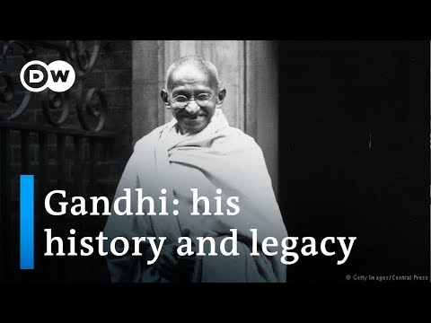 Mahatma Gandhi – dying for freedom | DW Documentary