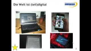Online, digital, virtuell: Unterricht entwickelt sich weiter