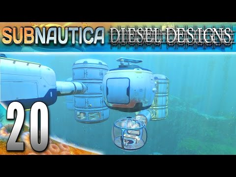 Subnautica Gameplay :S2EP20: Scanner Room, Upgrades, & Observatory Office! (HD PC)